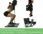 BodyBoss 2.0 Portable Gym - Green