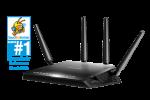 Nighthawk R7800-100PES X4S AC2600 Smart Wifi Router Netgear