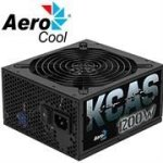 Aerocool Kcas 1200W Psu Retail Box Compliant With ATX12V VER.2.4. Up To 85%+ Efficiency With Official 80PLUS Bronze Certificate
