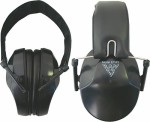 RAM Ear Tect EF6G11 Ear Muffs in Black