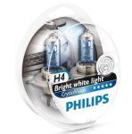 Philips Crystal Vision H4 Pair