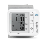 Microlife Wrist Blood Pressure Monitor with Pad Technology