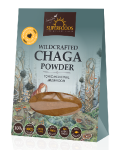 SuperFOODS - Chaga Mushroom Powder Wildcrafted 100G