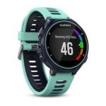 Garmin Forerunner 735 XT Watch in Midnight & Frost Blue