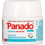 Panado Paracetamol 500mg 24 Tablets