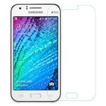 Premium Anitishock Screen Protector Tempered Glass For Samsung Galaxy J1