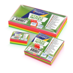 """Sticky Notes """"neon"""" 125 X 75MM 100 Sheets"""