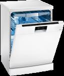 Please Select Siemens IQ700 60CM Speedmatic Dishwasher Zeolite White SN278W01TZ