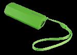 WHIZZY 2600 mAh Powerbank in Green