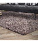 Light Brown Clara Polyester Shaggy Carpet Carpets