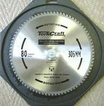 Tork Craft Tct Blade Steel Cutting 305x80t 30mm