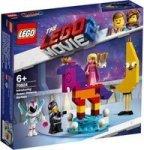 Lego The Movie 2 Introducing Queen Watevra Wa'nabi