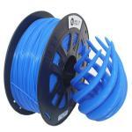 Blue Flourescent Pla 3D Printer Filament 1.75MM 1KG