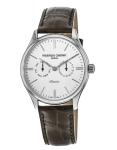 Frederique Constant Classics Silver Dial Men's Watch