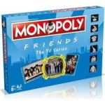 Monopoly Friends Edition Board Game