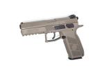 ASG CZ P-09 FDE Pellet ELLET GBB 4.5MM Pellet Pistol