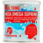 The Real Thing Mega Omega Supreme 60 Capsules