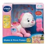 Vtech V-tech Shake & Move Puppy - Pink