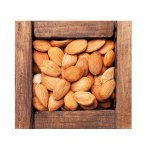 The Great Cape Trading Company Almonds - Cssr 1KG Raw