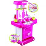 Jeronimo Pack Up Play Kitchen Set - Pink