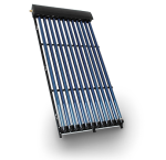 Evacuated Solar Tubes 12 Tube Collectors