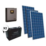 Portable Solar Kit Two