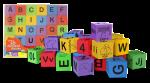 Smart Play Eva 3D Alphabet Blocks - English