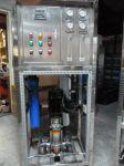 Osmosis Reverse Plant 1500gpd S steel