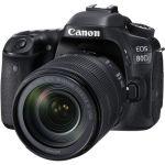 Canon Eos 80D Dslr Camera + 18-135MM F3.5-5.6 Is Usm Lens Kit + Cash Back R1500-00