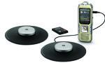 Philips DVT8010 Bundle Digital Voice Recorder For Meetings