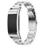 Fitbit Charge 2 Stainless Steel Link Bracelet Band Silver