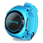 GPS Guardian Watch in Blue