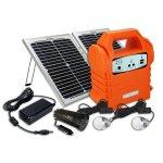 Ecoboxx 160 Portable Solar Power Kit