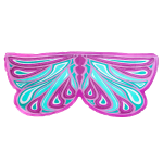Fortune Fairy Purple Wings - Dreamy Dress Ups