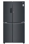 LG GC-M247UGBZ 626l Fridge in Black