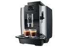 Jura WE8 Piano Coffee Machine in Black & Chrome