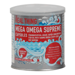 The Real Thing Mega Omega Supreme 60 Capsules