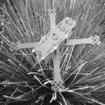 Flying Robot Echoquad Noob Frame