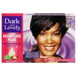 Dark And Lovely Moisture Plus No-lye Relaxer Super 1 Application