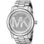 Michael Kors Runway Mk Silver Dial Women's Watch - Mk5544 Parallel Import