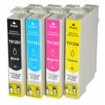 Epson T1281 Black Replacement Ink Cartridge
