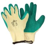 Pinnacle Welding & Safety Rubber Coated Gripper Glove Crinkle Palm