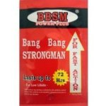 Bang Strongman Tablets