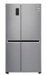LG GC-B247SLUV.APZQESA 626l Fridge in Platinum Silver