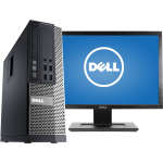 "Refurbished Dell Optiplex GX7010 19"" Intel Core i5 Desktop PC"
