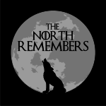 The North Remembers Sweater Black
