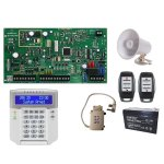 Paradox Alarm Kit - MG5050 Panel And Accessories