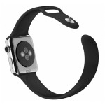 PANDA Sports Silicone Strap For Apple Watch 1 2 3 & 4 Please Ensure You Select The Correct Size For Your Apple Watch