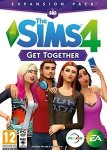 Sims 4: Get Together Pc Dvd-rom