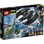 Lego DC Comics Super Heroes Batman Batwing And The Riddler Heist